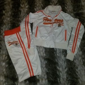Hooters Track Suit
